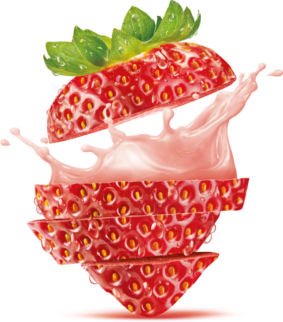 Strawberries clipart milk carton. Soyos juice on behance