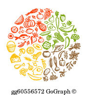 Healthy clipart healthy meal. Food clip art royalty