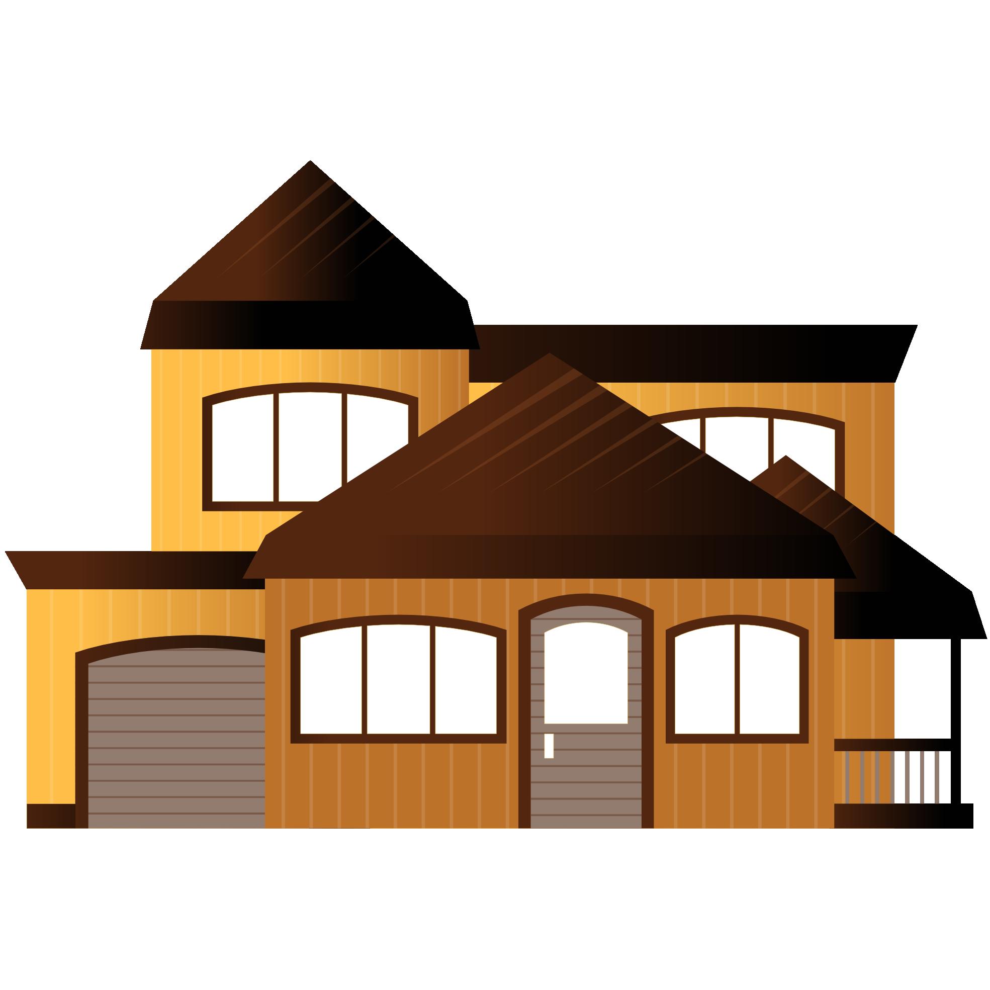 Mansion house design