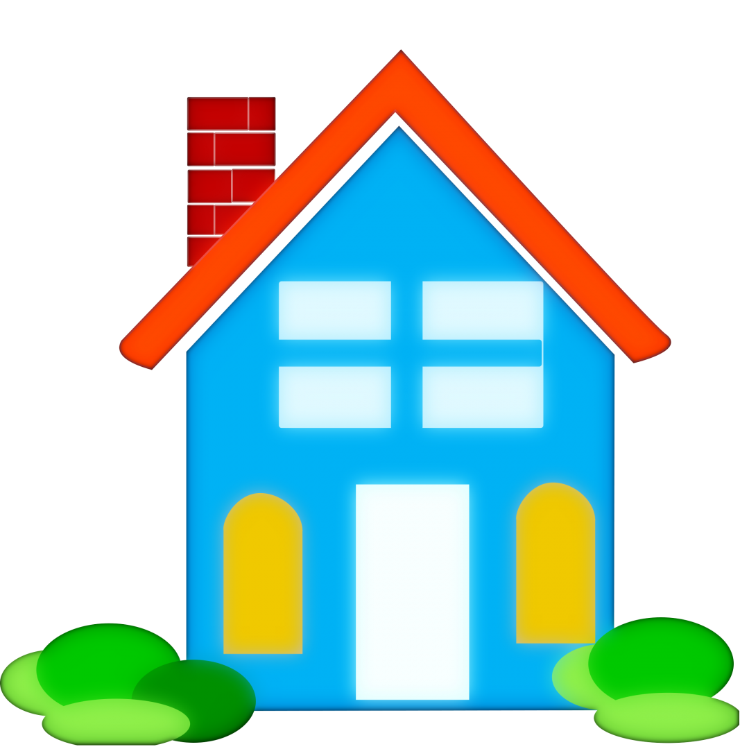Indian clipart cute. Simple house images in