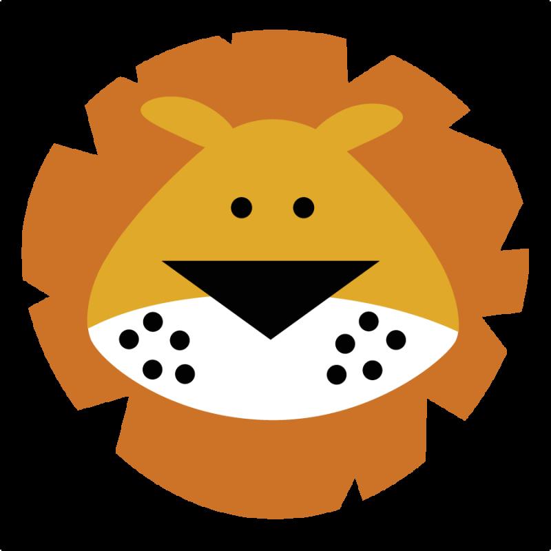 clipart lion file