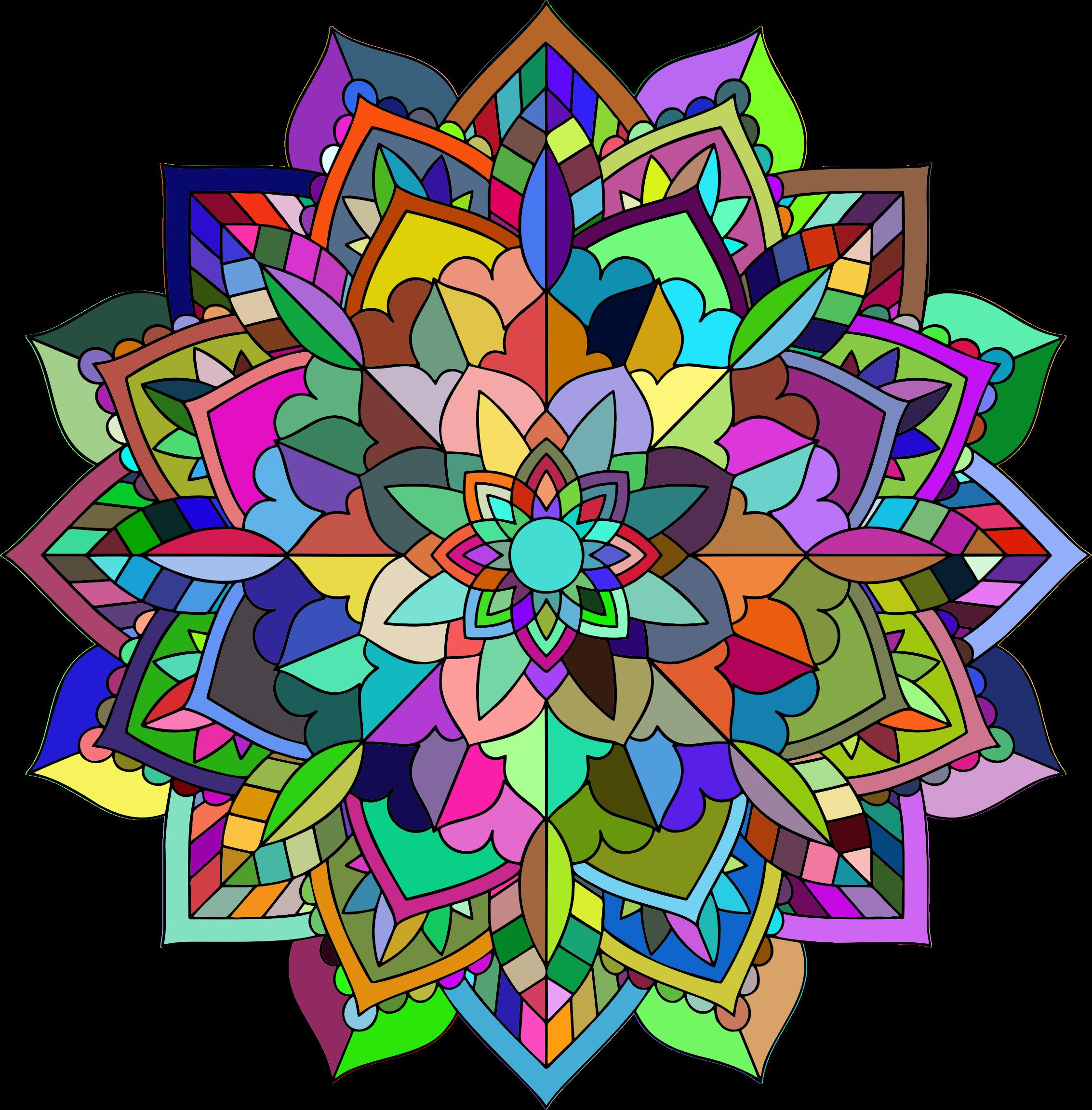 Mandala at getdrawings com. Sunset clipart illustration
