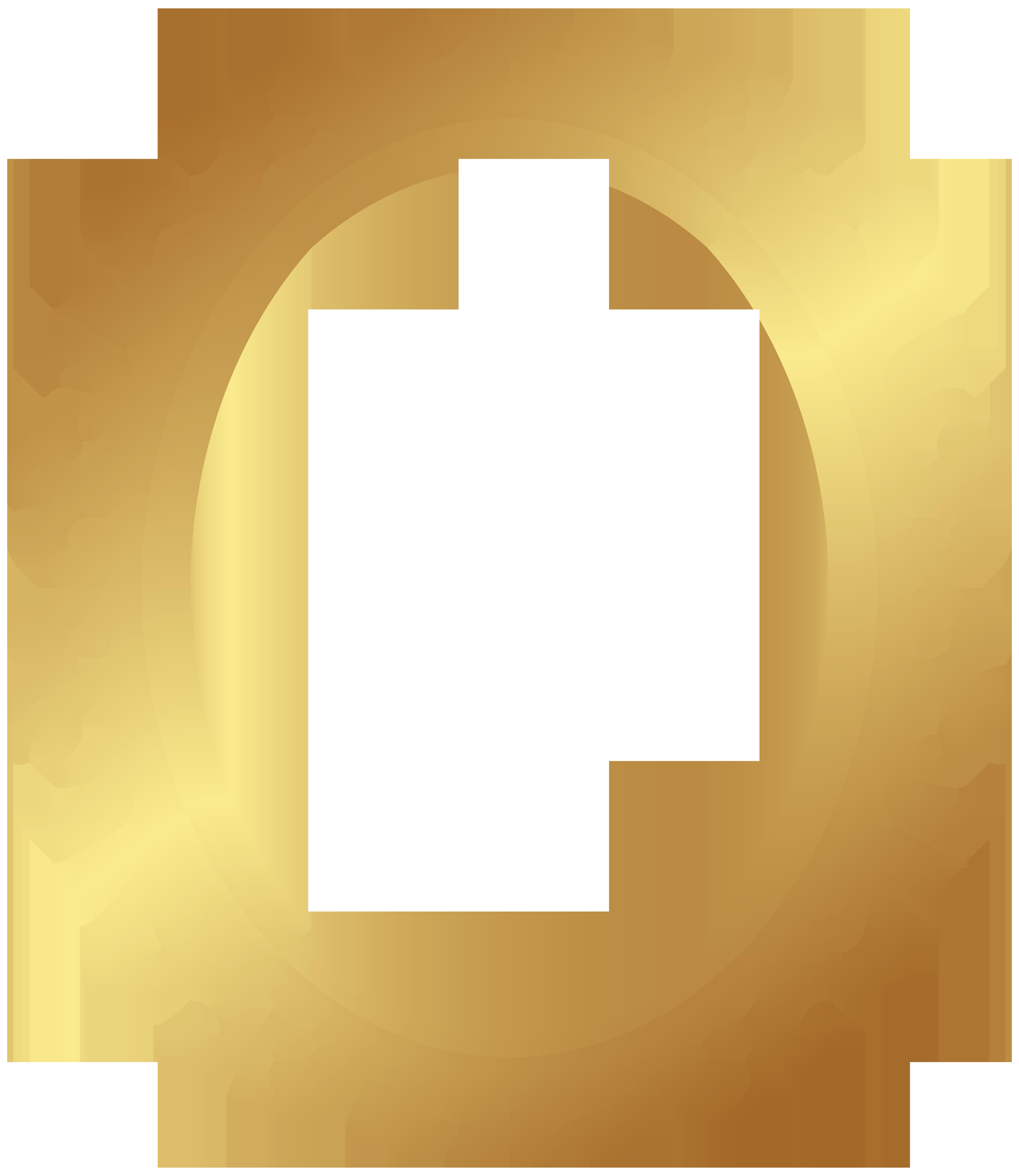 Gold oval frame png, Gold oval frame png Transparent FREE ...