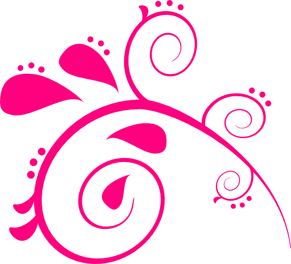 pin clipart pink