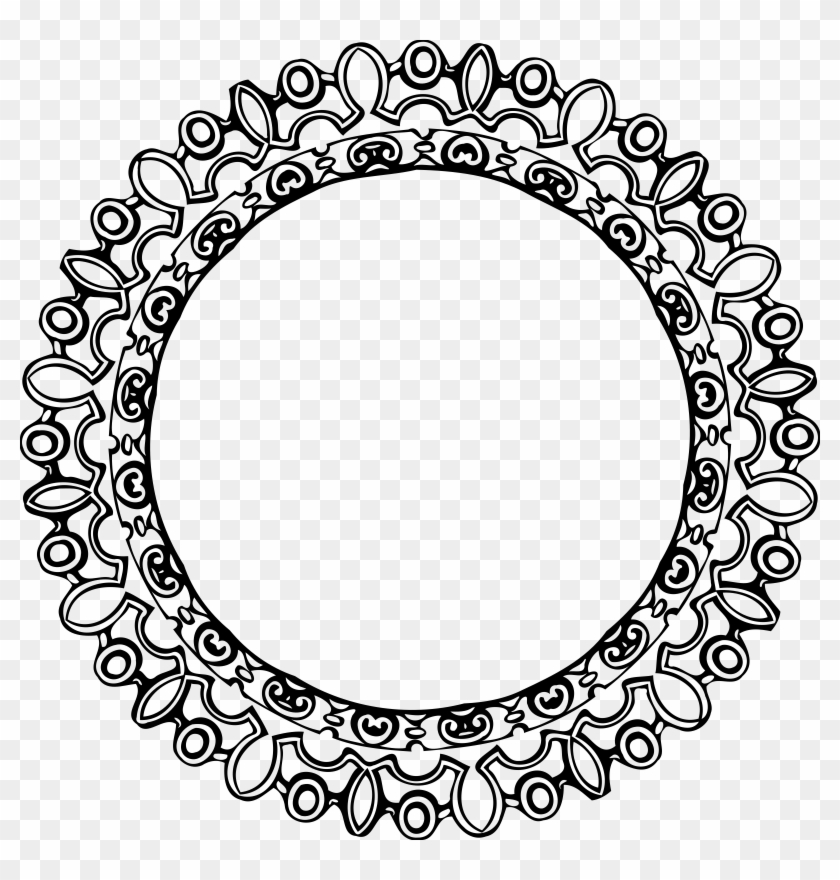 Red Simple Circle Border Texture, Circle Clipart, Red, Simple PNG  Transparent Clipart Image and PSD File for Free Download | Circle borders,  Graphic design background templates, Circle clipart