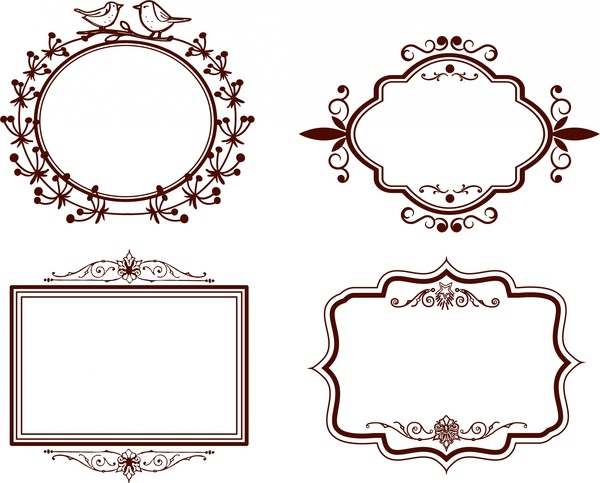 Clipart designs shape. Shapes and design free