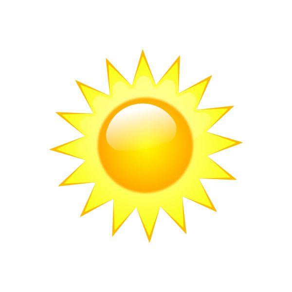 Lds clipart sun. Free public domain clip