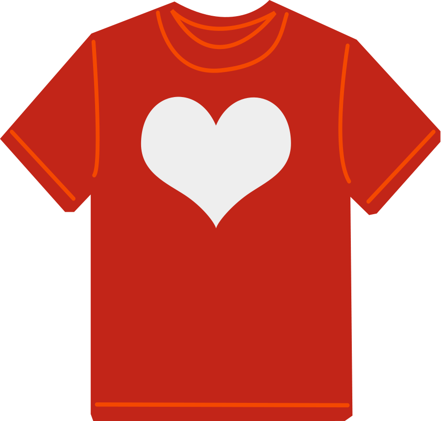 Clipart designs t shirt. Free shirts graphics images