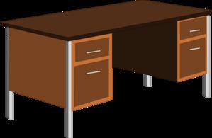 Desk clipart. Clip art free panda