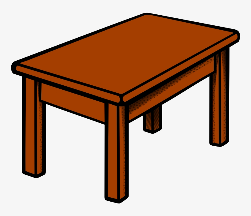 School vintage and transparent. Desk clipart attached chair