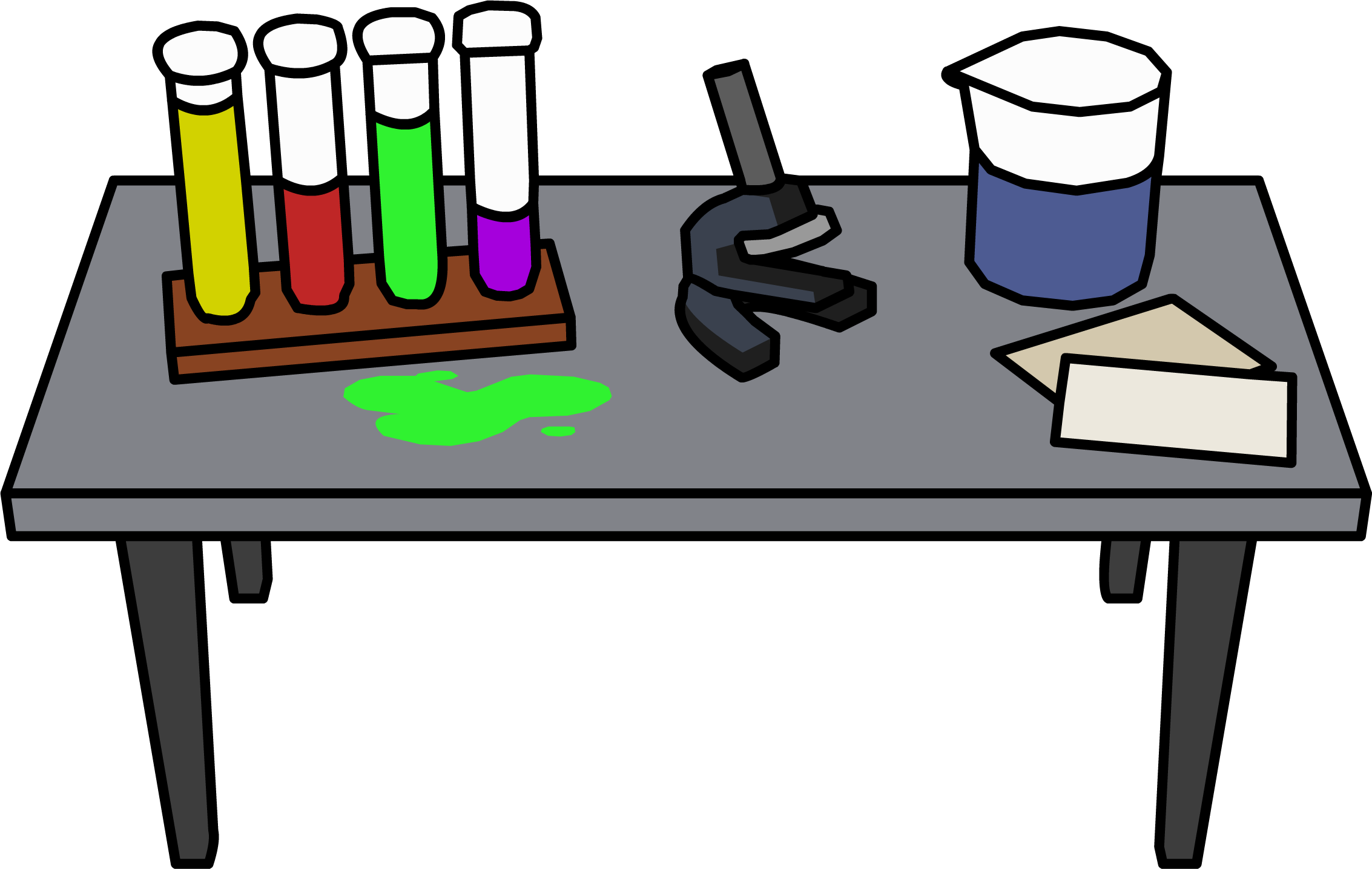 Table lab table