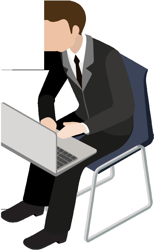 Idea clipart businessman. Clip art portfolio categories