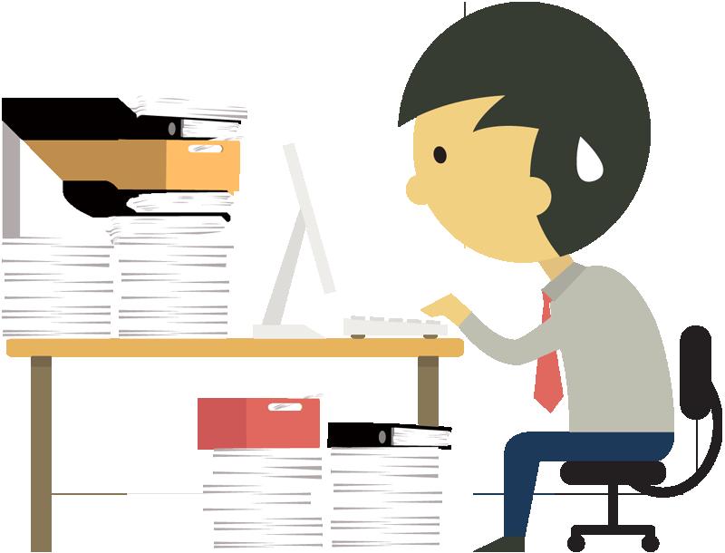 Business portfolio categories designshop. Stress clipart desk