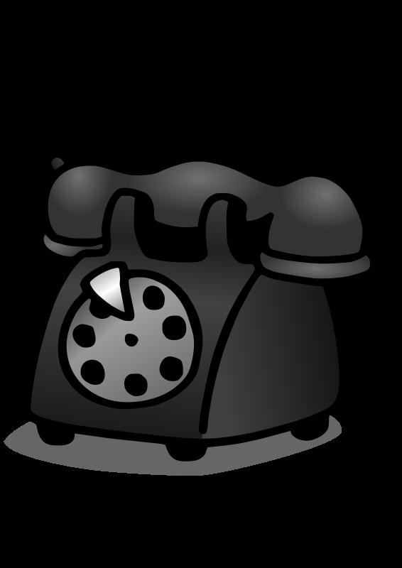 Telephone clipart telephone headset. Free stock photo illustration