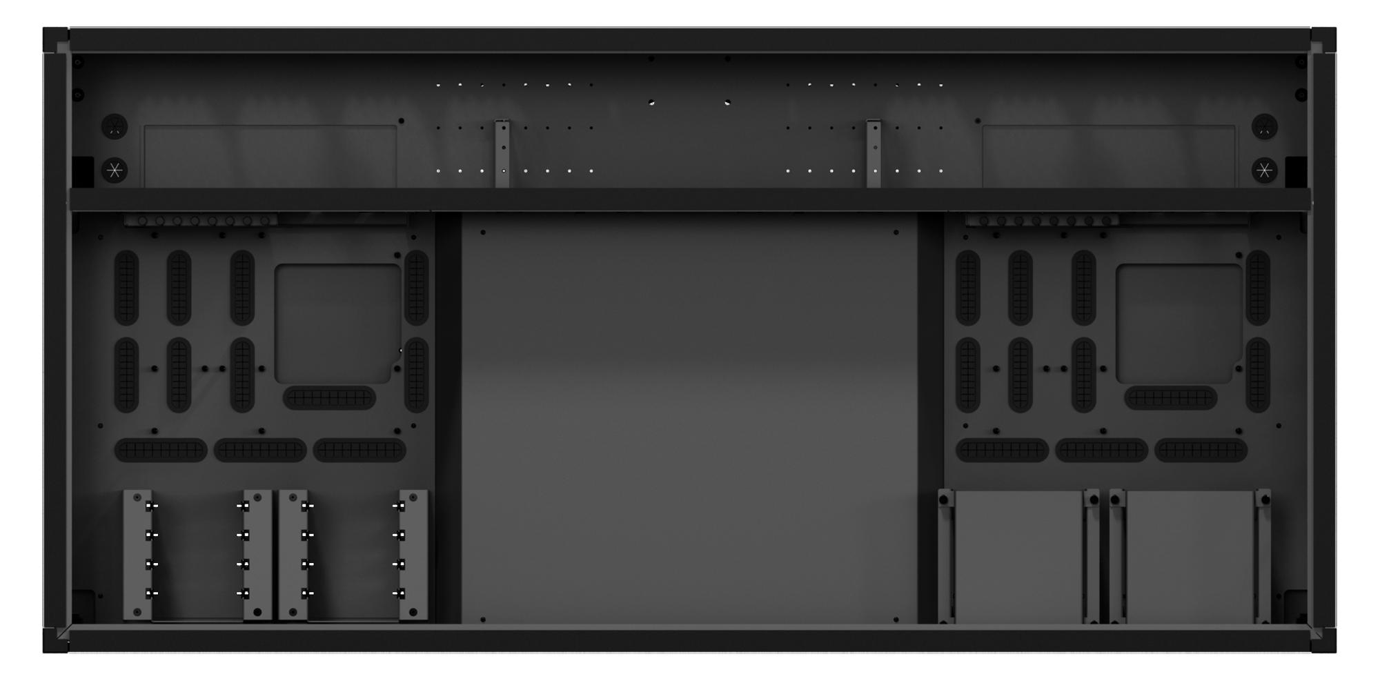 Computer clipart casing. Press dualdesk