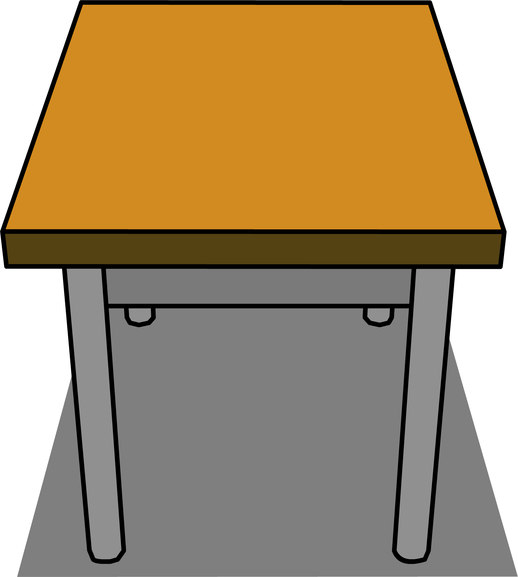 Desk clipart classroom full. Image sprite png club