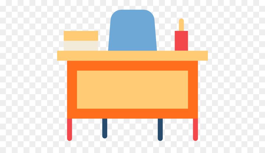 School table transparent . Clipart desk classroom teacher