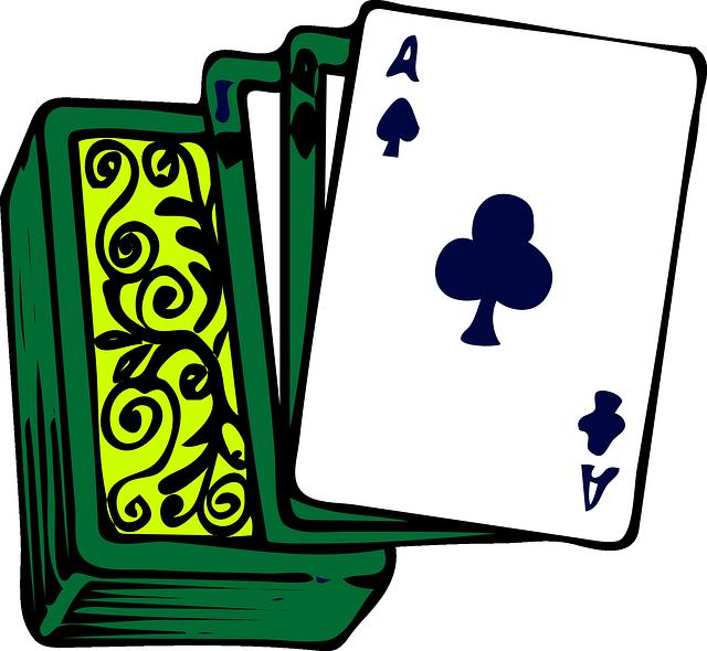 Blackjack in vr . Desk clipart deck