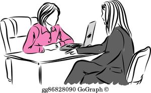 Clipart desk desk job. Clip art royalty free