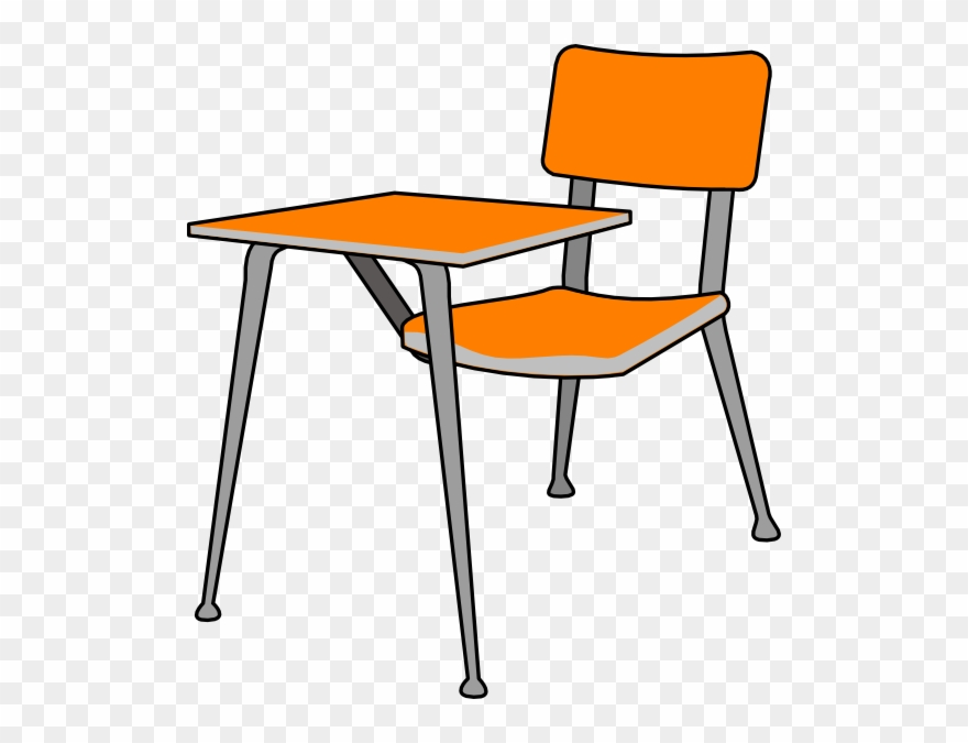 Clipart desk empty desk. Student clip art school