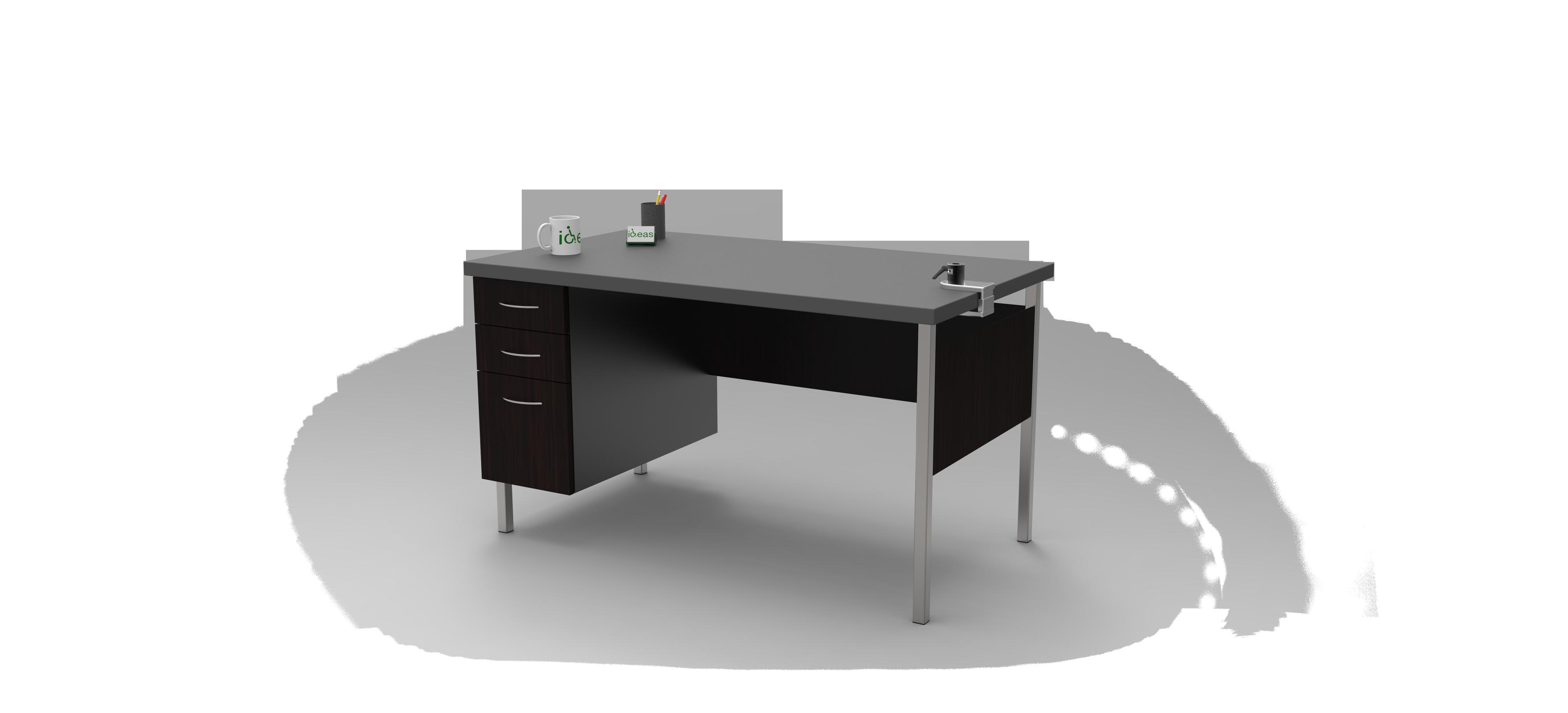 Build your system. Clipart desk empty desk