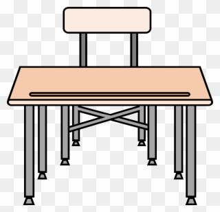 Armchair png download . Clipart desk empty desk