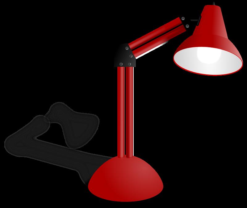 Photorealistic medium image png. Lamp clipart red lamp