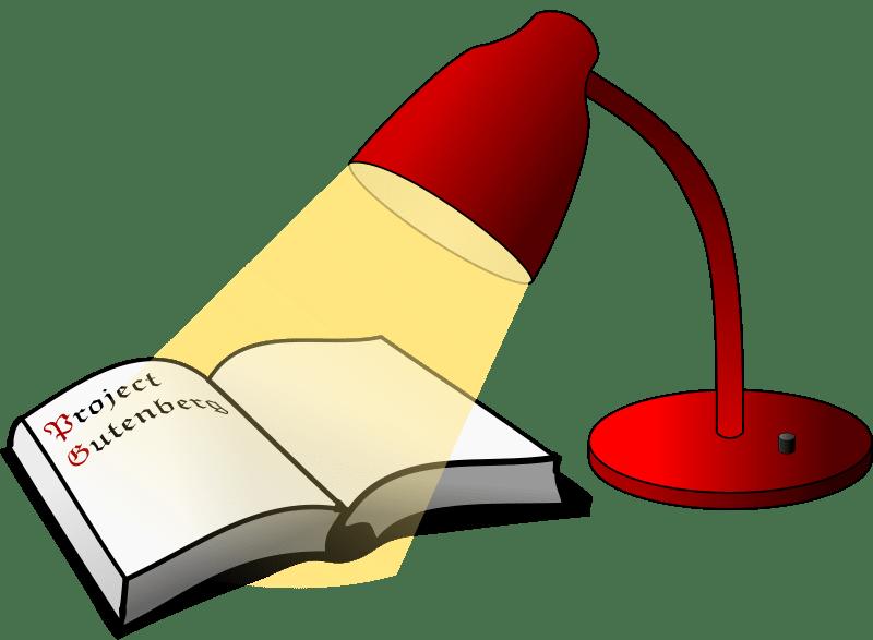 Clip car essay art. Lamp clipart knowledge