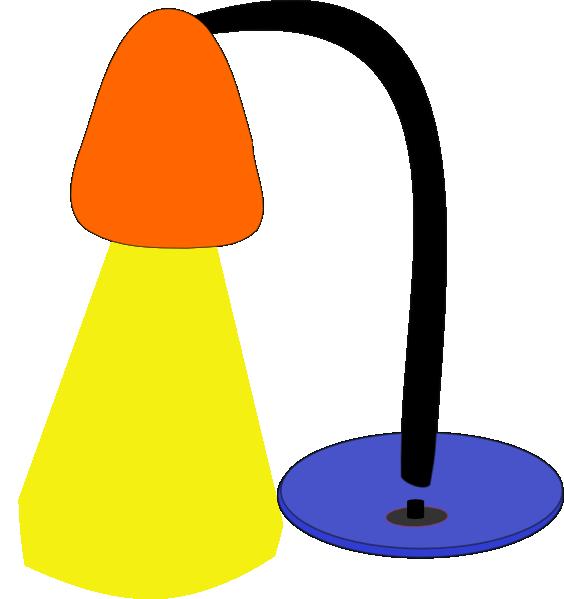 lamp clipart lamplight