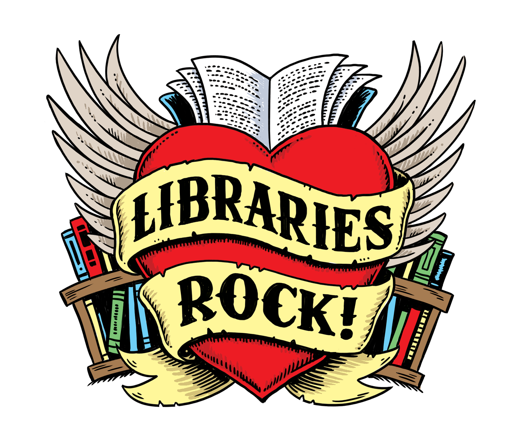 Summer reading the library. Storytime clipart area