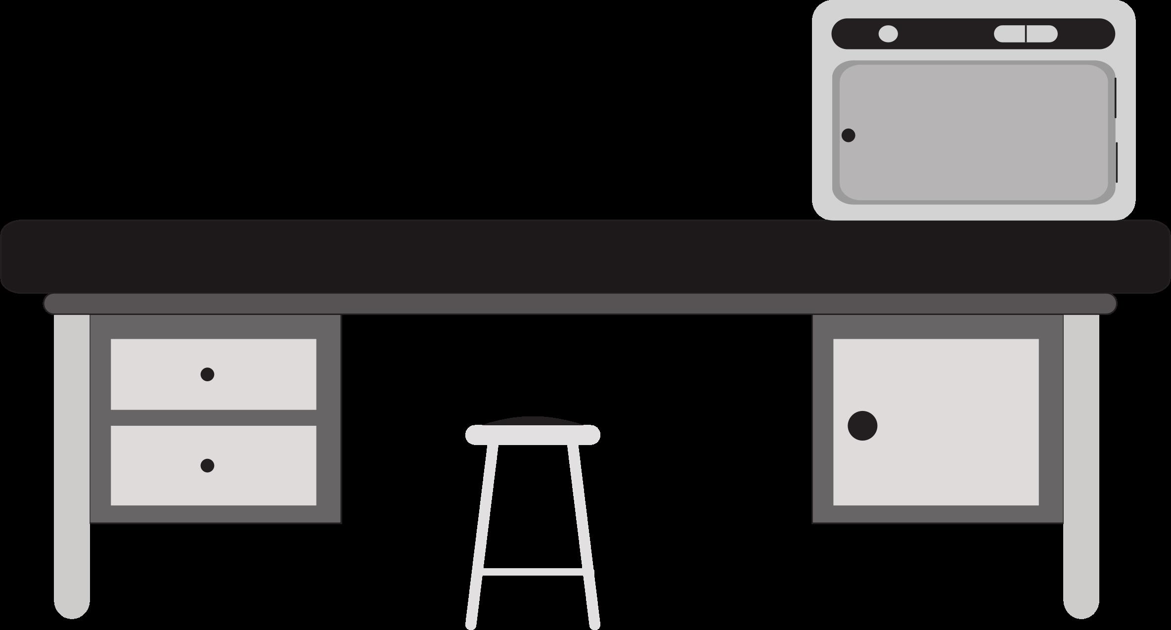 Clipart desk pink desk. Scientific lab icons png