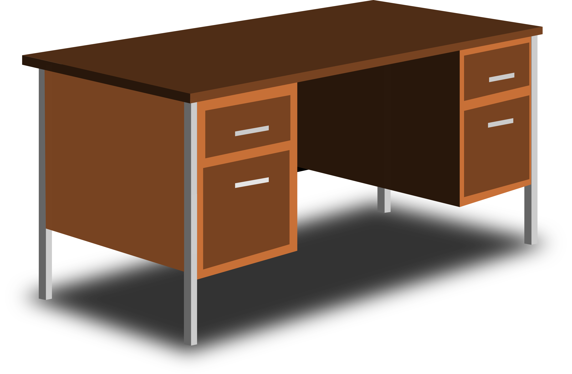 An office icons png. Clipart desk pink desk