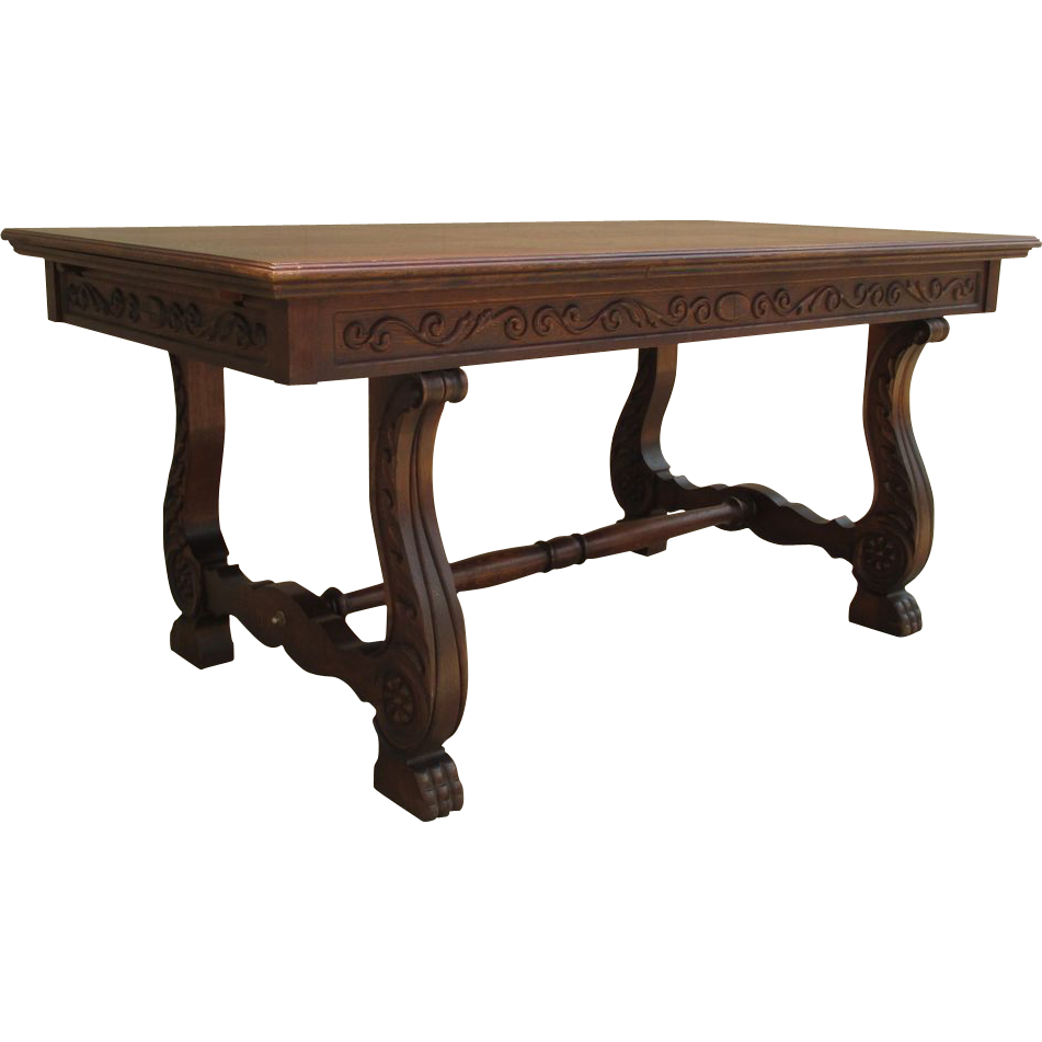 Furniture clipart rectangular table. The sets of scandal