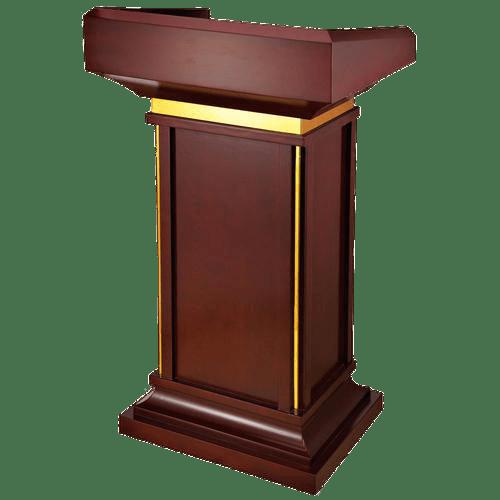 Clipart desk speech. Pulpit transparent png stickpng