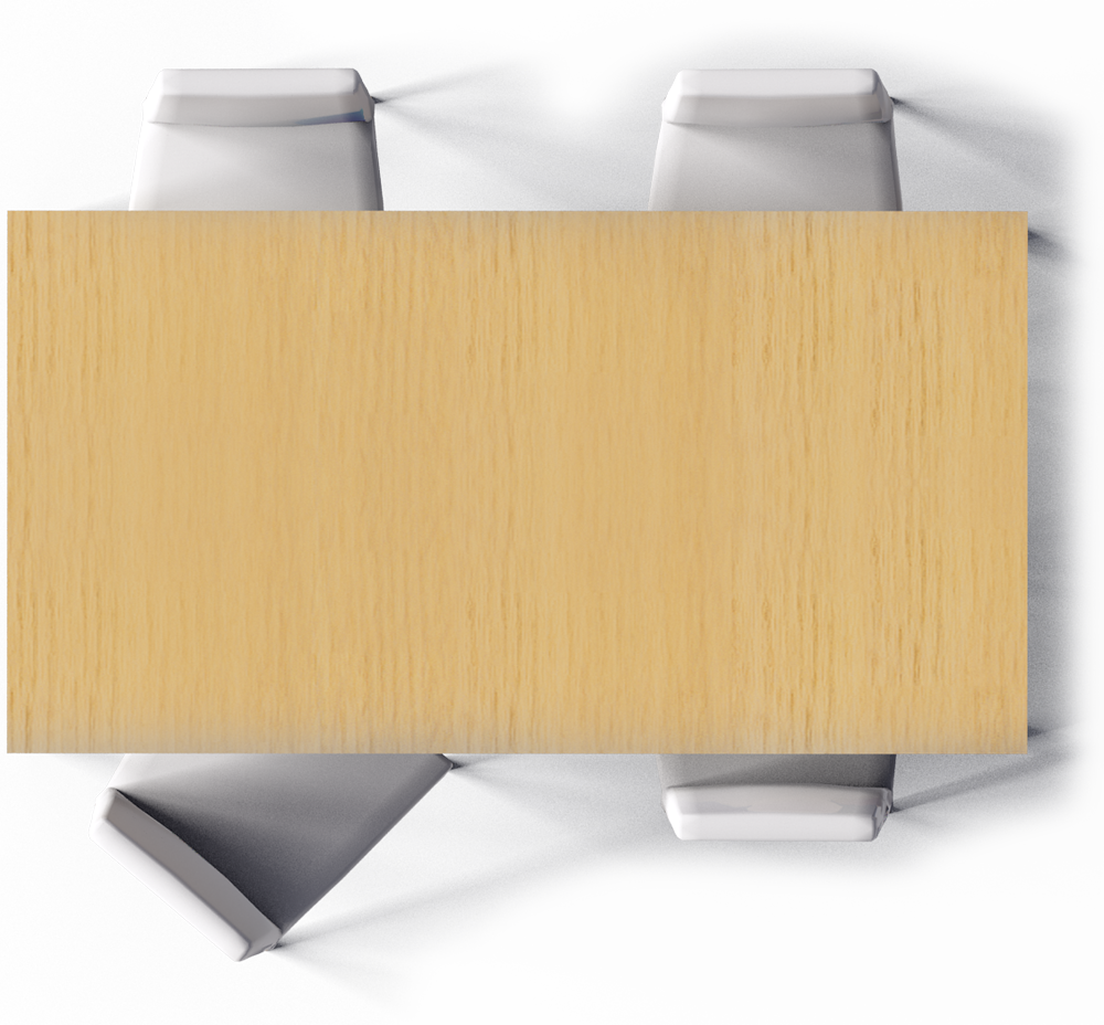 Desk clipart top view, Desk top view Transparent FREE for ...