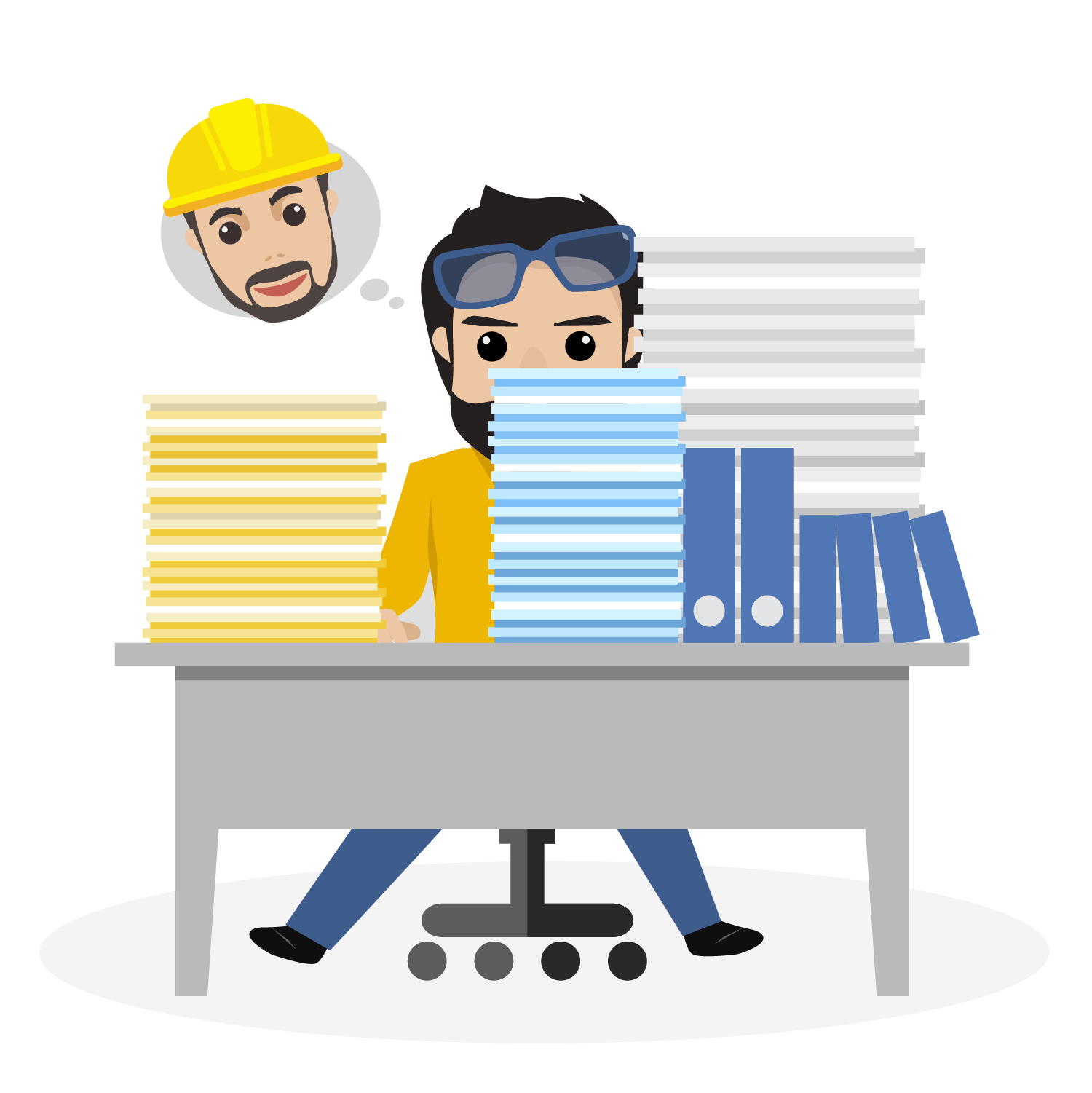 Desk clipart unfinished work. Your home improvement project