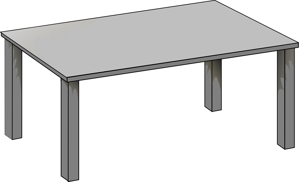 Desk clipart unorganized. Any way to make