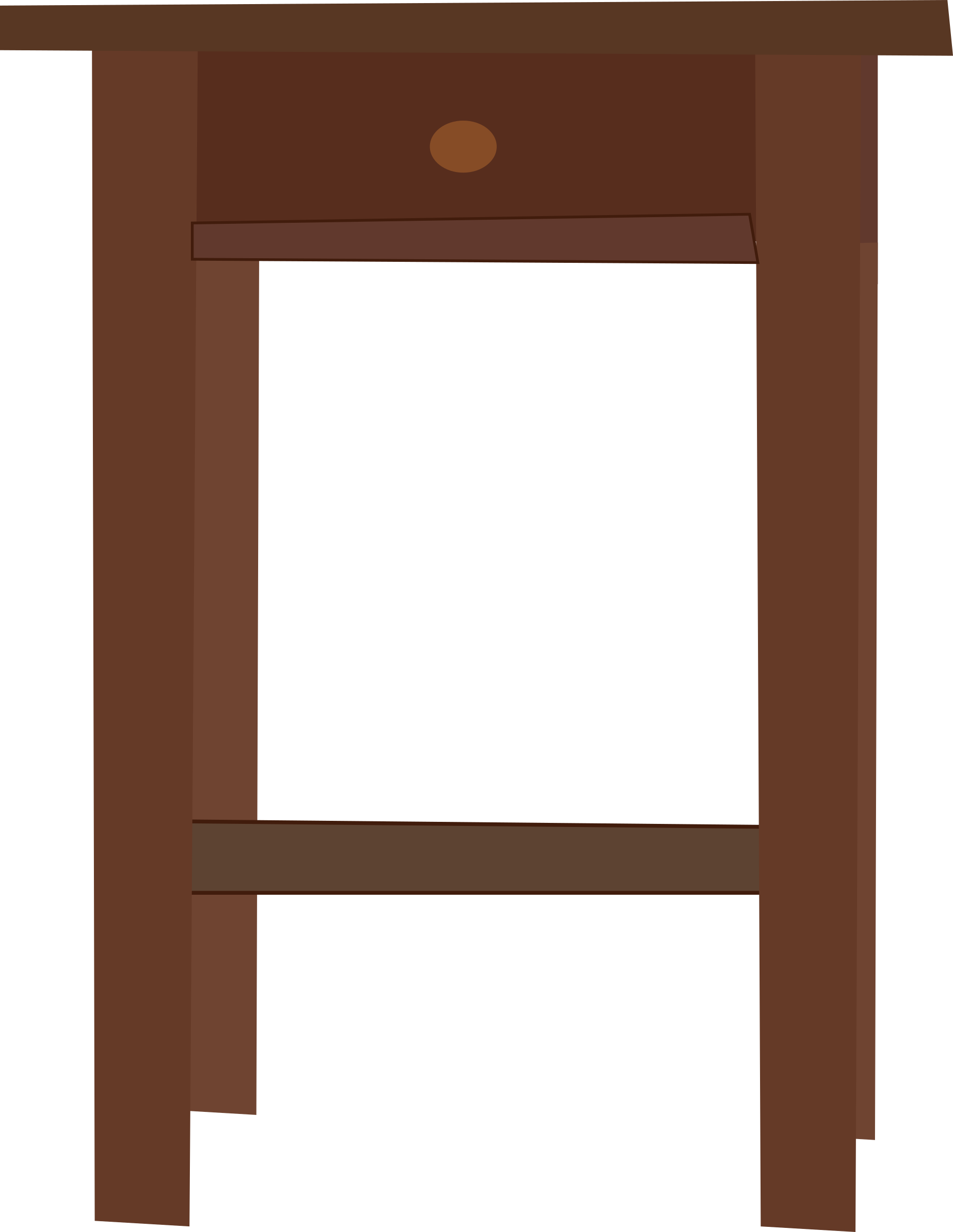 Endtable big image png. Furniture clipart night stand