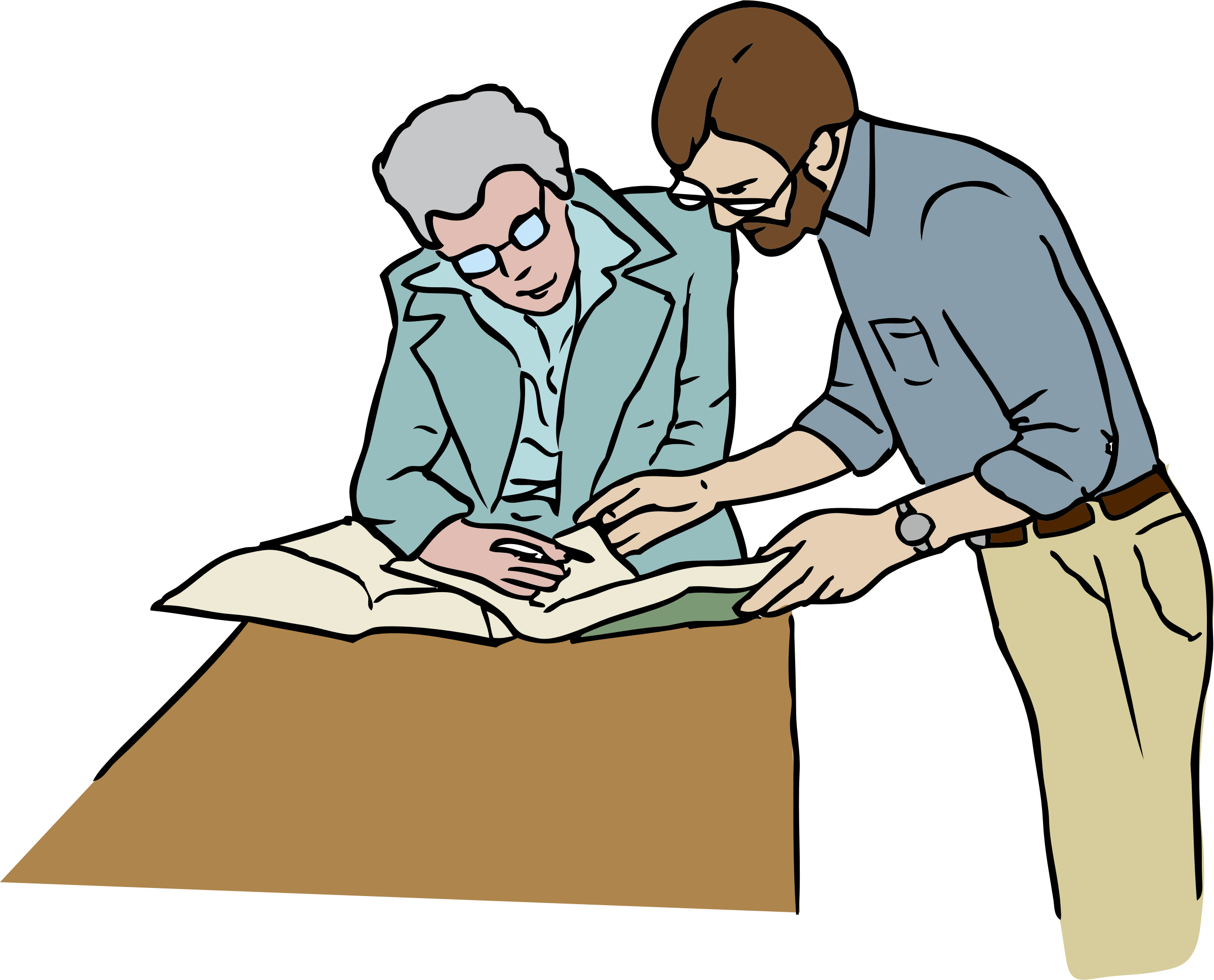 Working clipart office work. Reference desk icons png