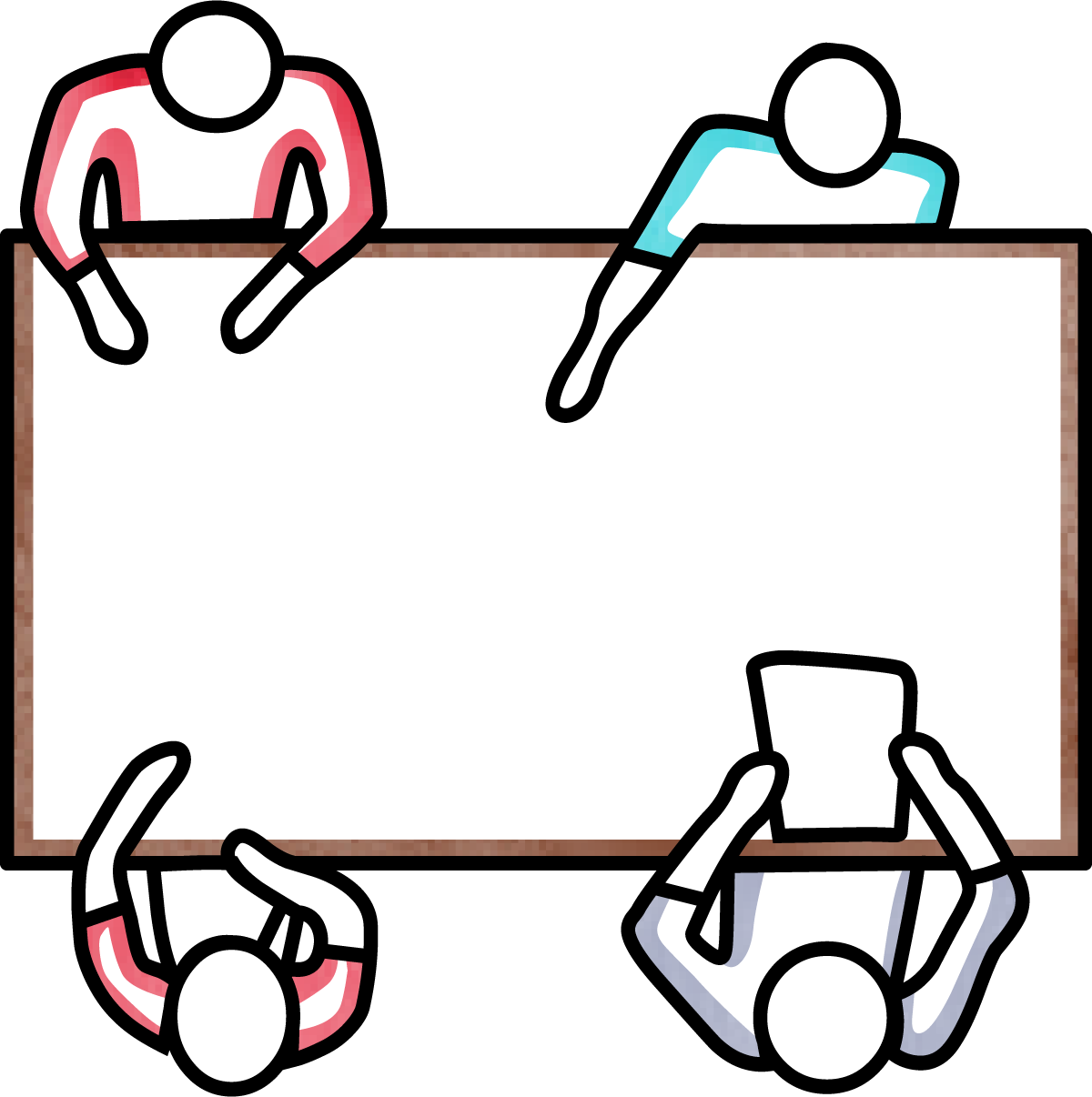 Desk clipart writing center. Library welcome contact info