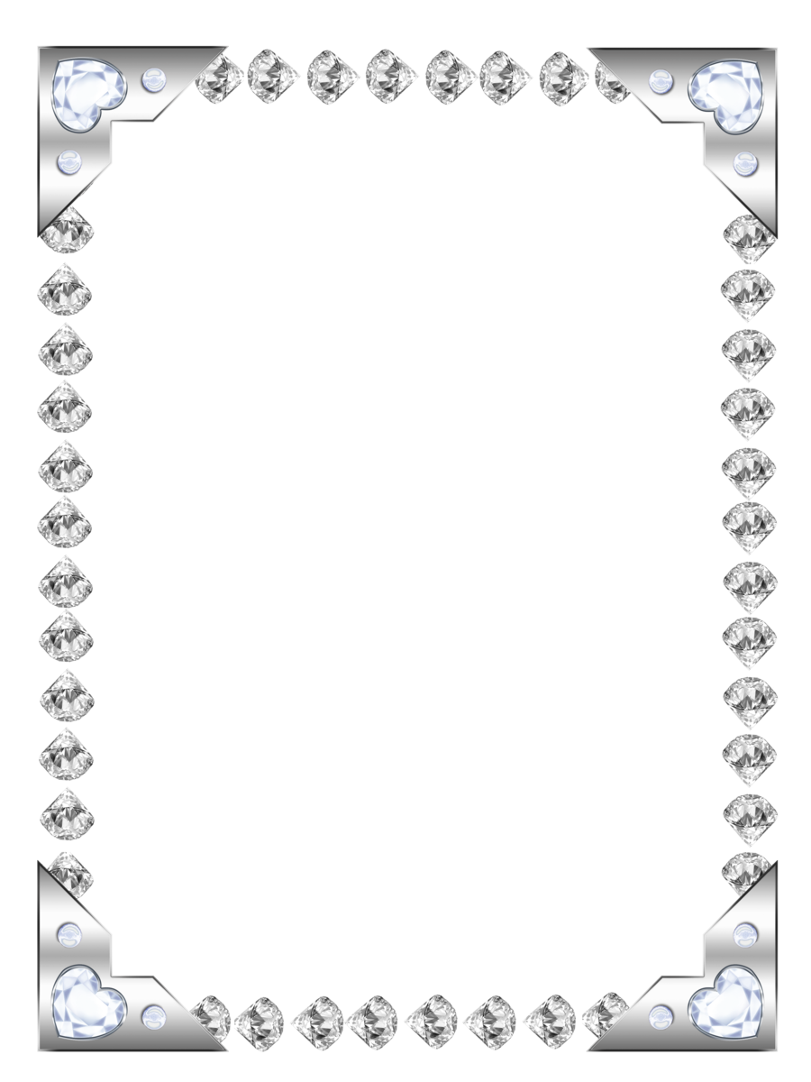 collection of clipart. Diamond frame png