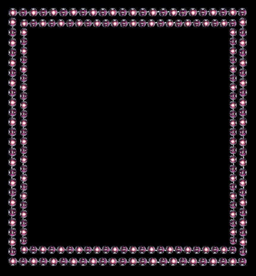 Diamond png by jssanda. Sparkle clipart border