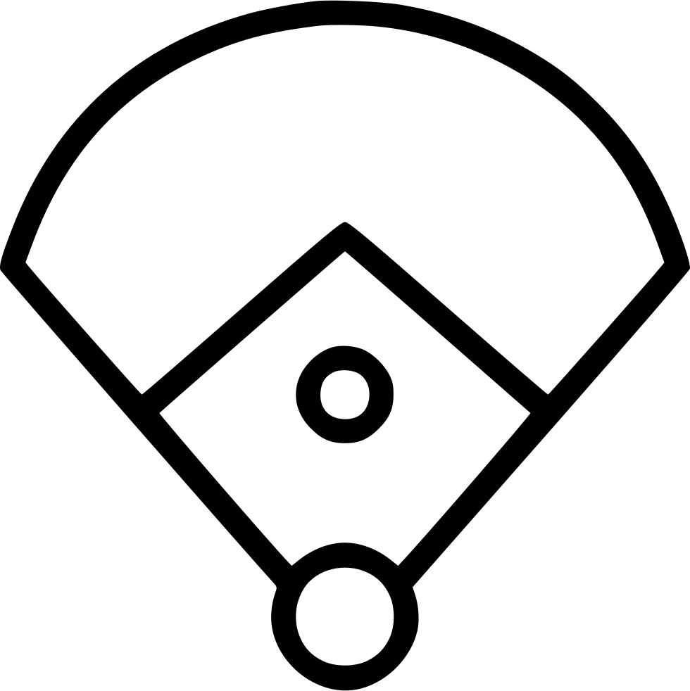 Ring svg png icon. Clipart diamond baseball field
