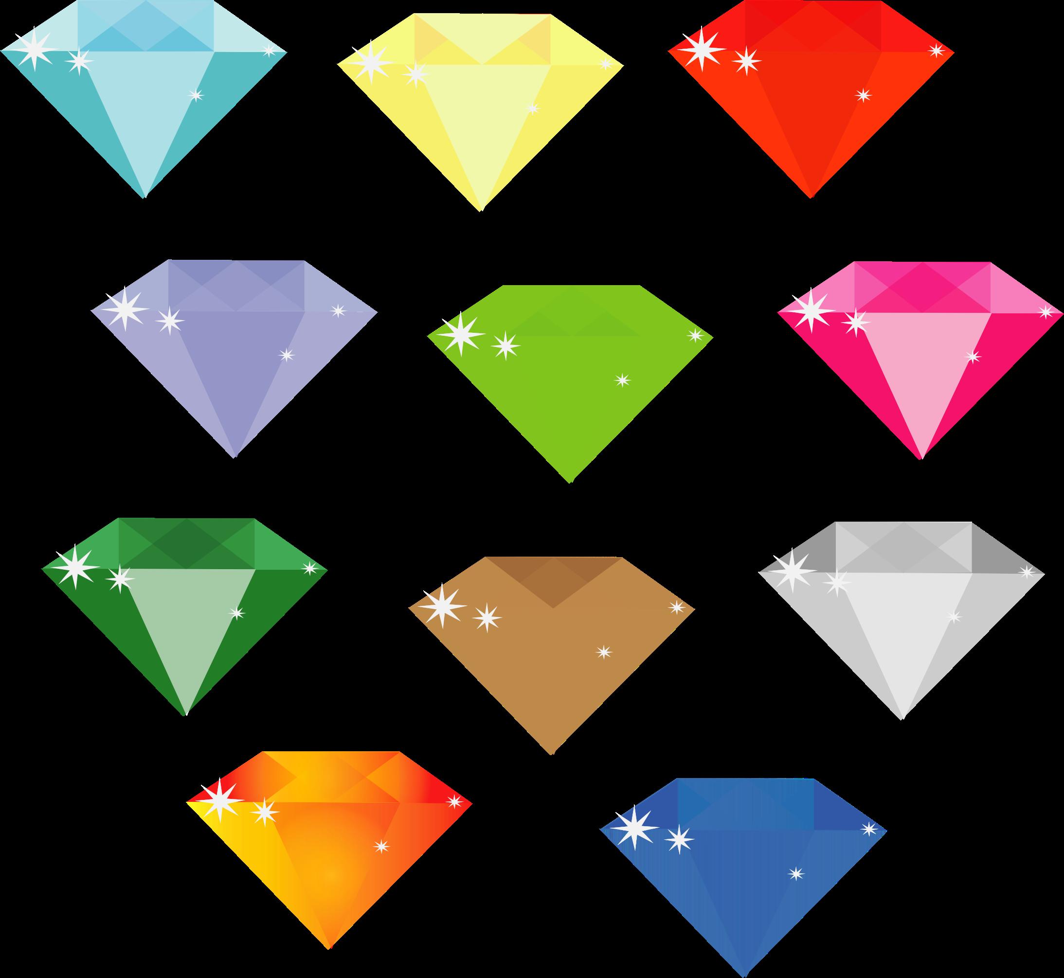 Diamonds clipart simple. Big image png