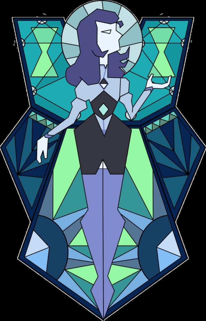 Light mural by plantmatsu. Clipart diamond blue diamond