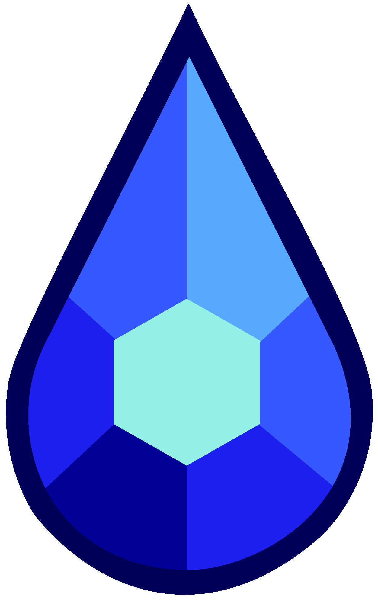Image alternate sapphire png. Gem clipart triangle