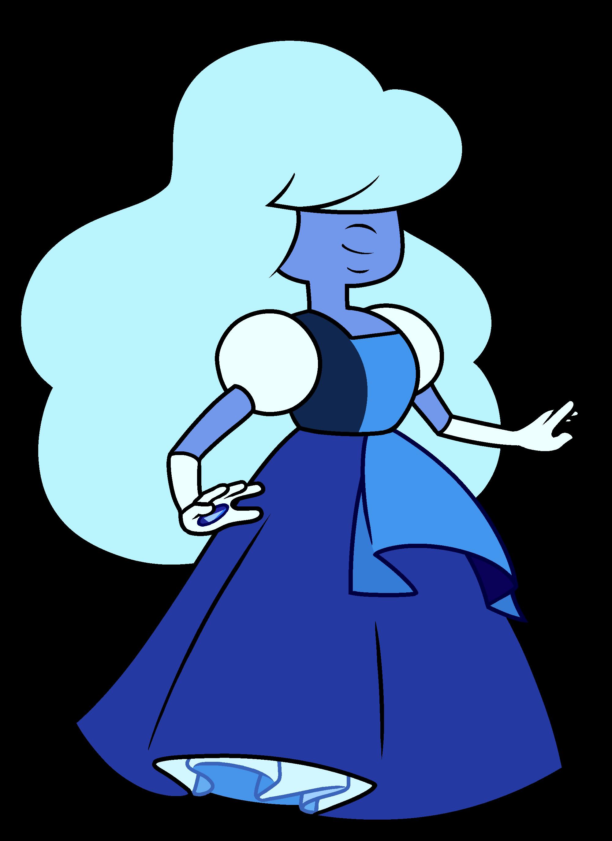 Sapphire steven universe wiki. Gem clipart drawn