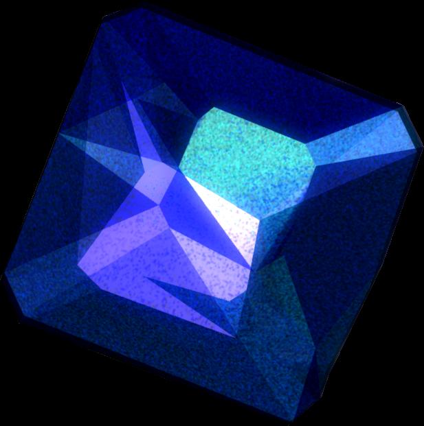 Gem clipart rectangle. Sapphire stone png transparent