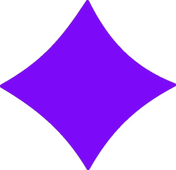 Purple clip art at. E clipart diamond
