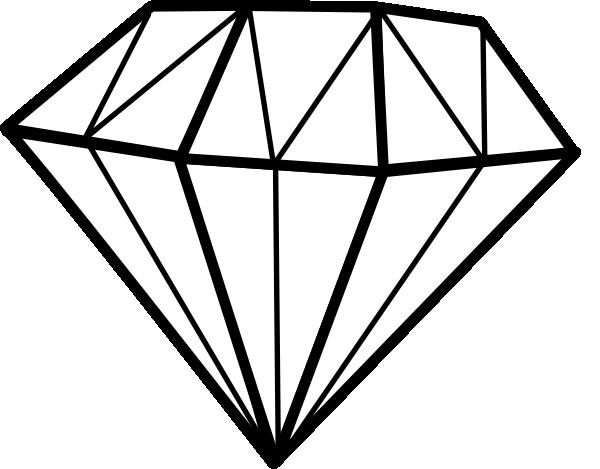 Clipart diamond clip art. Diamant cartoon png download